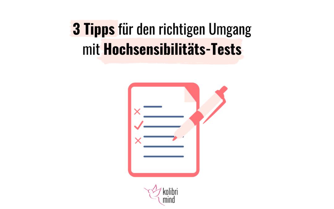 test hochsensibilität